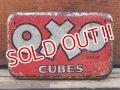dp-100626-19 OXO CUBES / 40's-50's Tic Case