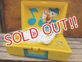 ct-131015-02 Donald Duck / 60's-70's Record Player