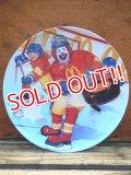 "ct-131008-10 McDonald's Collectors Plate / 2007 ""Hockey"""