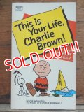 bk-131029-05 PEANUTS / 1962 This is Your Life,Charlie Brown