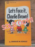 bk-131029-03 PEANUTS / 1960's Let's face it,Charlie Brown!