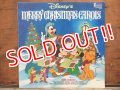 ct-131105-45 Disney's Merry Christmas Carols / 80's Record
