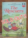 bk-131022-03 The Rescuers / 1977 Picture Book