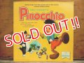 ct-131105-42 Pinocchio / 70's Record