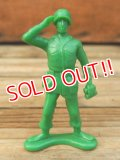 ct-917-23 TOY STORY / Thikway 1995 Green army man (B)