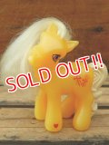 "ct-120815-18 My Little Pony / McDonald's 2005 Meal Toy ""Butterscotch"""