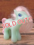 """ct-120815-17 My Little Pony / McDonald's 2005 Meal Toy """"Minty"""""""