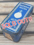dp-131101-07 General Electric / 40's-50's National MAZDA Auto Tin can