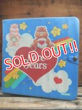 ct-120804-06 Care Bears / Kenner 80's Storybook Play Case