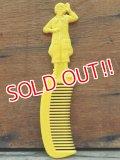 ct-131122-24 McDonald's / Ronald McDonald 80's Comb (Yellow)