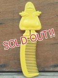 ct-131122-25 McDonald's / Grimace 80's Comb (Yellow)