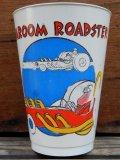 """ct-131211-13 Wacky Races / 7 ELEVEN 70's Plastic Cup """"Varoom Roadster"""""""