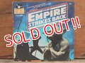 ct-131210-08 STAR WARS / The Empire Strikes Back Book and Record
