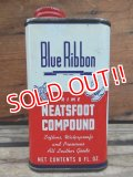 dp-131201-01 Blue Ribbon / 50's Neatsfoot Compound Can