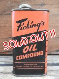 dp-131201-13 Fiebing's / 60's Neatsfoot Oil Compound Can