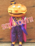 "ct-131217-05 McDonald's / Remco 1976 Doll ""Mayor McCheese"""