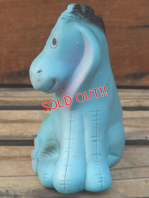 画像2: ct-131217-11 Eeyore / Sears 60's Soft vinyl doll