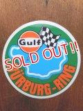 ad-1218-06 Gulf / Vintage Sticker (Circuit )