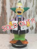 "ct-131210-18 Simpsons / 2002 Chess Piece ""Krusty the Clown"""