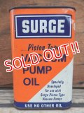 dp-131201-11 SURGE / Vintage Vacuum Pump Oil Can