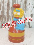 "ct-131210-17 Simpsons / 2002 Chess Piece ""Maggie Simpson"""