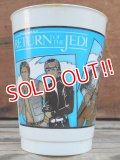 ct-131210-11 STAR WARS / Return of the Jedi 1983 Plastic Cup (A)