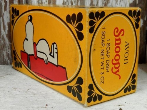 他の写真3: ct-131121-16 Snoopy / AVON 60's-70's Soap dish (Box)