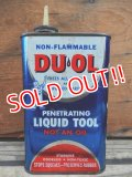 dp-131201-12 DU・OL / Penetrating Liquid Tool Oil can