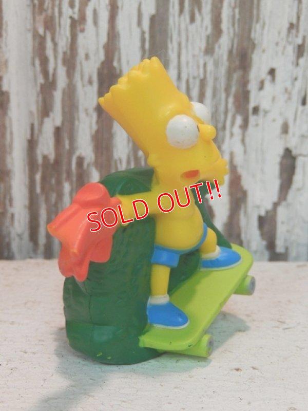 画像3: ct-131210-39 Bart / Burger King 2007 Meal Toy