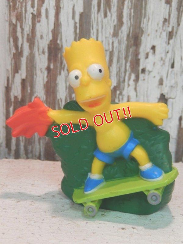 画像1: ct-131210-39 Bart / Burger King 2007 Meal Toy