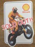 ad-1218-28 Shell / Off-road Bike Sticker