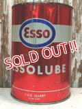 dp-140114-05 esso / essolube Motor Oil Can