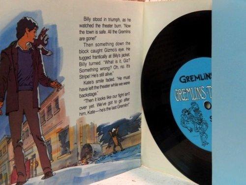 他の写真2: ct-140114-09 Gremlins / 80's Read-Along Record Story 4