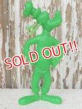 ct-140121-11 Goofy / MARX 70's Plastic figure (Green)