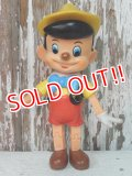 ct-140211-05 Pinocchio / 70's Figure (Made in Japan)