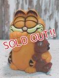 "ct-140211-62 Garfield / 80's PVC ""Pooky"""