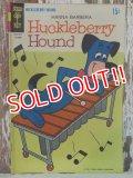 bk-131211-29 Huckleberry Hound / Gold Key 1969 comic