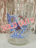 "gs-140303-04 Tom & Jerry / Welch's 1991 Glass ""Tennis"""