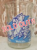 gs-140303-05 Tom & Jerry / Welch's 1993 Glass (B)