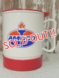 dp-140305-05 Amoco / 80's Plastic Mug (Red)