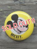 pb-140114-02 Mickey Mouse / Vintage Pinback
