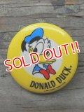 pb-140114-03 Donald Duck / Vintage Pinback