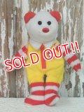 ct-140204-16 McDonald's / Ty Bear 2004 Ronald McDonald