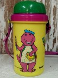 ct-140312-02 Barney & Friends / 90's Thermo Bottle