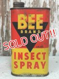 dp-140305-01 BEE Brand / Vintage Insect Spray Can