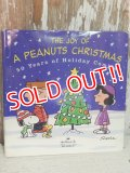 bk-140401-01 PEANUTS / Hallmark 2000's The Joy Of A PEANUTS CHRISTMAS 50 Years of Holiday Comics!