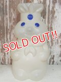 ct-140408-13 Pillsbury / Poppin Fresh 90's Plastic Cookie Jar