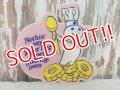 ct-140408-32 Pillsbury / Poppin' Fresh / 90's Plastic Magnet (A)
