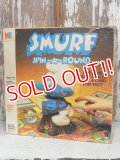ct-121120-18 Smurf / 80's Spin-Around-Game