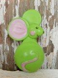"""av-121023-14 AVON / 70's Fragrance Grace Pins """"Blouse Mouse"""""""